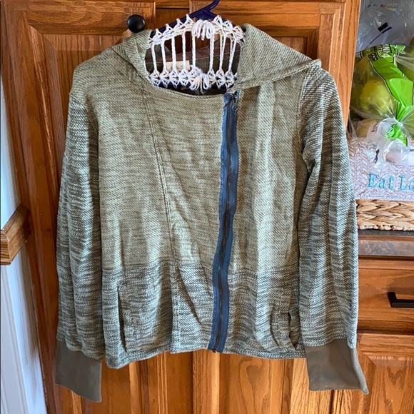 Matilda Jane Zipper Sweater